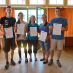 neue Übungsleiter im Juni 2015
