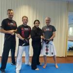2016_06 Karate mit Zsolt in Muenchen