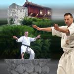 Hubert Laenen, 8. Dan Kyoshi, Ryu Kyu Ko Bu Jutsu Moidi 8. Dan Kyoshi, Koryu Karate Jutsu European Shibucho Motobu Ryu